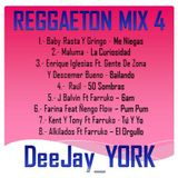 REGGAETON MIX 4 by DeeJay_YORK