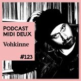 Podcast #123 - Vohkinne