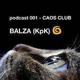 Caos Podcast 001