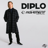 Diplo - Movement Music Festival 2018 (USA,Detroit) 28.05.2018