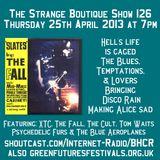 The Strange Boutique Show 126