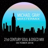 21st Century Soul & Disco Master Mix - October 2018