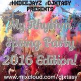 My Rhythm Spring Party 2016 Edition!