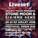 Guerilla tour #05 - Stone Moon festival - Chapdes-Beaufort / France - Liveset