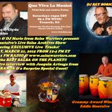 Que Viva La Musica - 3-21-2015 DJ Rey Boricua, Marito Eddie Montalvo Live Collection