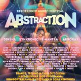 Abstraction Festival MiX(3.07.16)