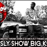 BIG K.R.I.T. MIXSHOW! DJ MOTIVE THROWING DOWN KRIT SLAPPERS!! [TheSlyShow.com]