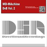 DnB Vol. 2 - Mixed By MD-MAchine