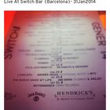Boysinadisco - Live at Switch Bar (Barcelona)