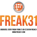Groovers Episode 15 on Freak31.com presented by Rob Boskamp