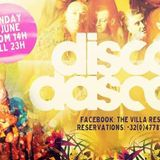 Disco Dasco @ The Villa 14-06-2015