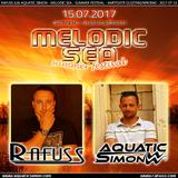 2017-07-15 - Rafuss b2b Aquatic Simon - Melodic Sea Summer Festival 2017 (Amfiteatr Olszynki Wronki)
