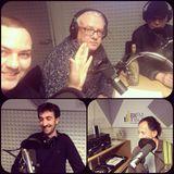 CLUB MANIA February 5th 2015 on BXFM : Francis Tornade, Alain Telo, Pascal Clarck, Olivier Gosseries