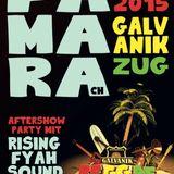 Live: Famara in der Galvanik am 22. Februar 2015