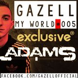 Adams-My World #005 (10.06.2014)