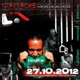 Bad Born vs XXomL @ Haus Acht Club - Frankenförde 27.10.2012