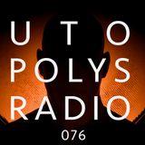 Utopolys Radio 076 - Uto Karem Live from IXEL Club, Bratislava (SK)