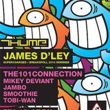 James D'ley ft MC Warmatt Live @ Thump, Reading
