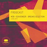 Frogcast 36: Scavenger - Breaks Selection