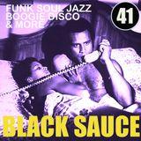 Black Sauce Vol.41.