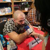 Comicon 2017 - Intervista al fumettista Don Alemanno - a cura di RadioSelfie.it