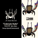 """Crabmatic Radio"" Episode 008 [Giampi Spinelli] No Sand Records"