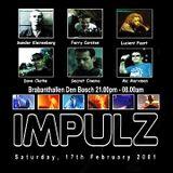 Secret Cinema @ Impulz - Brabanthallen Den Bosch - 17.02.2001