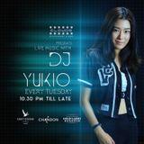 DJ Yukio Live (Tuesday)