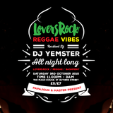 Lovers Rock Reggae Bashment Mixed by Deejay Yemster