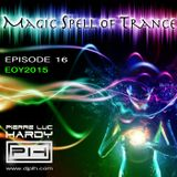 PLH - Magic Spell of Trance 016 : EOY2015