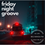 02-08-19 Friday Night Groove