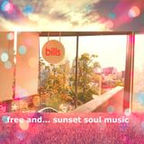 free and... sunset soul music