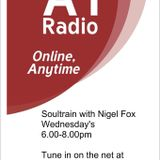 SOULTRAIN WITH NIGEL FOX on  a1 radio 10/6/15