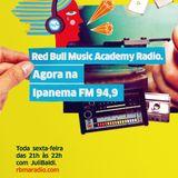 Red Bull Music Academy Radio #5 - 16.08.2013