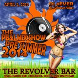 DJ 4EVER live at Revolver Bar in north side of Chicago IL on April 5 2014
