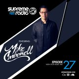 Supreme Radio: Episode 27 - DJ Mike Carbonell