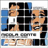 Nicola Conte - Live @ Astro Jazz Lounge (25-02-2001)