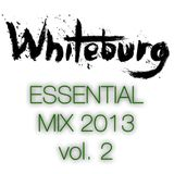 Whiteburg - Essential Mix 2013 vol. 2