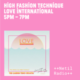 High Fashion Technique w/ Dave Harvey (Future Boogie) - 19th May 2018