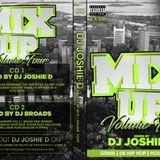 DJ JOSHIE D MIX UP VOL 4 2019