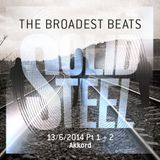 Solid Steel Radio Show 13/6/2014 Part 1 + 2 - Akkord