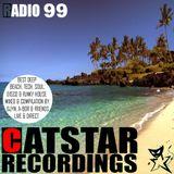 CATSTAR RECORDINGS RADIO SHOW 99