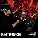 BeatBreaker Open Format LIVE Club Demo 2017