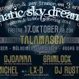 Rusty's - Lunatic Sky Dreams - Opening Set - 17.10.2014 @ KultTempel Oberhausen