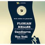 Florian Keller @ Soul Cure, Fogashaz, Budapest, 2013. october