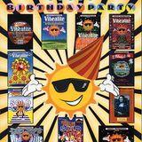 DJ Sy - Vibealite, 1st Birthday Party, 3rd September 1994