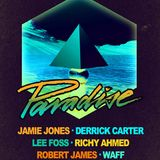 Richy Ahmed - Live @ Paradise, BPM Festival, Coco Maya, Playa del Carmen, México (08.01.2014)