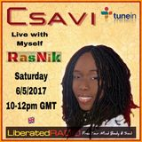 Csavi..Inner View..Liberated Radio.