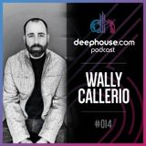 deephouse.com podcast 014 with Wally Callerio
