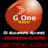 G ONE RADIO - After Gay - Session by Alejandro Alvarez